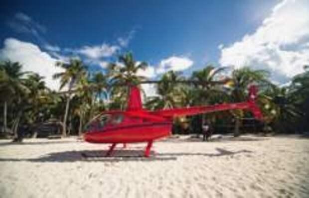 В Санто-Доминго и Бараоне появятся современные хелипорты