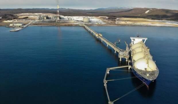 Плавучие хранилища СПГ получают таможенные иналоговые льготы