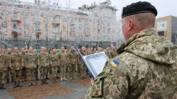 Пенсионер ВСУ Бикренев рассказал о карьерном продвижении в армии Украины