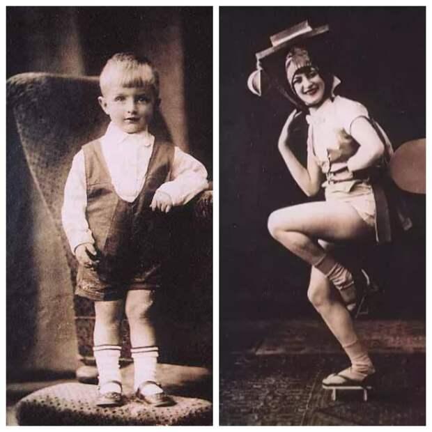 Как выглядел в детстве, аристократ советского кино Игорь Дмитриев и как сложилась его судьба, изображение №5