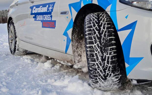 Новая шина Cordiant Snow Cross: лучше старых двух