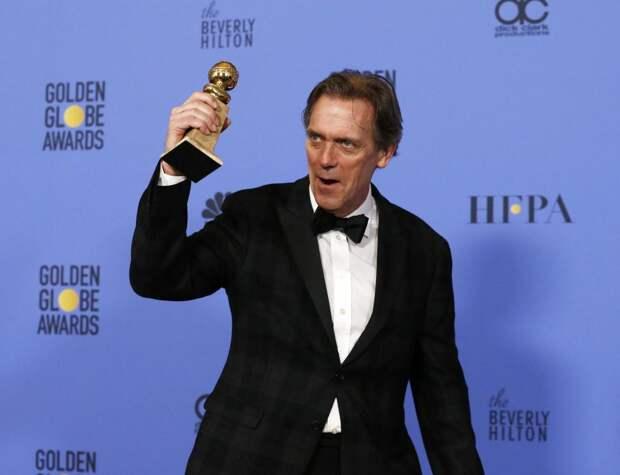 Хью Лори – «Лучший актёр второго плана сериала, мини-сериала или фильма для TV» за роль в мини-сериале «Ночной администратор».