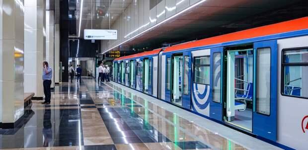 Закрытия участков радиальных линий метро для строительства БКЛ до конца года не будет