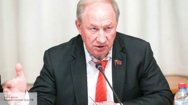 Марков назвал цели радикального крыла КПРФ под руководством Рашкина