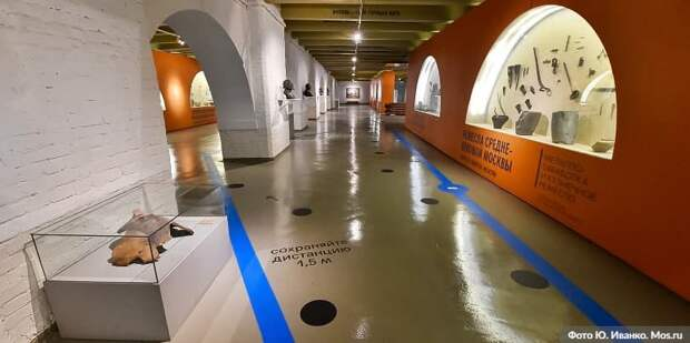 Собянин: Участниками проекта «Музеи – детям» за три года стали более 750 тыс ребят Фото: Ю. Иванко mos.ru