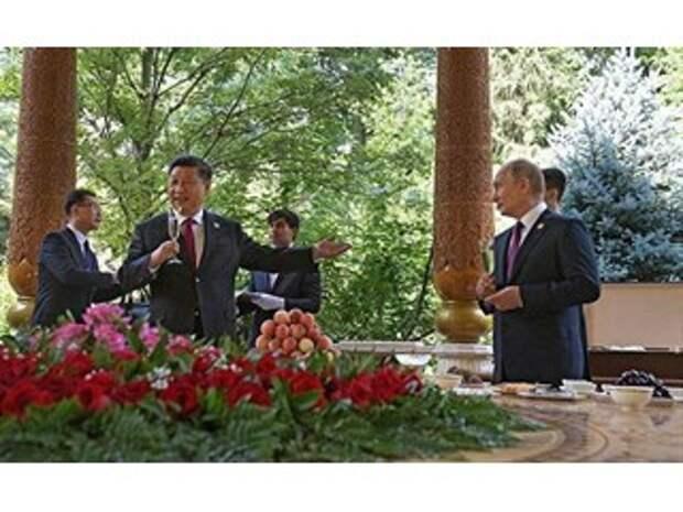 Forbes (США): пока Китай и Россия сближаются, Америка оказывается третьей, лишней