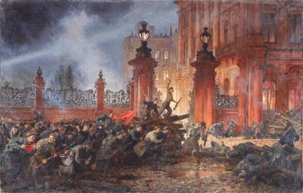 Об угрозе «бессмысленного и беспощадного» бунта в России