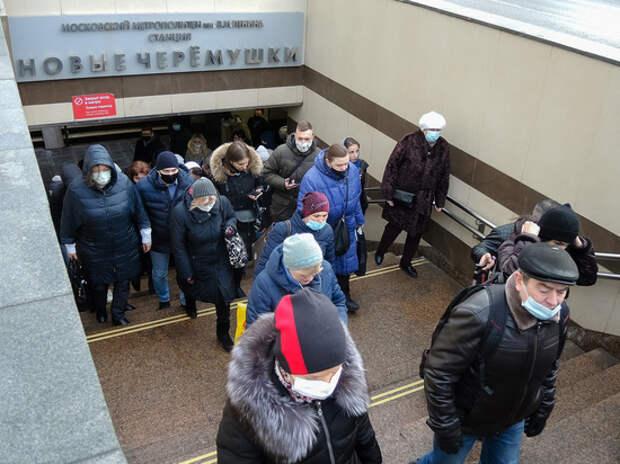 В московском метро запустят оплату проезда с помощью лица