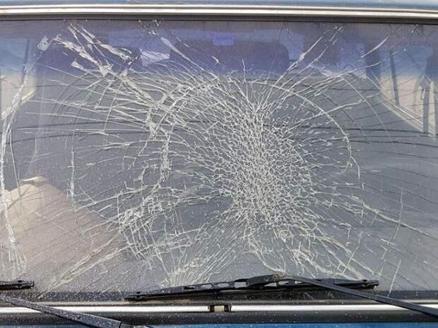 Подросток устроил ДТП в Зеленограде, врезавшись на машине в дерево