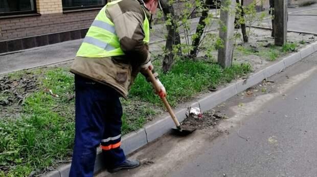 Переулок Семашко вРостове отремонтируют до1сентября
