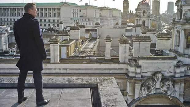 Теперь в Лондоне можно получить впечатления в стиле Джеймса Бонда