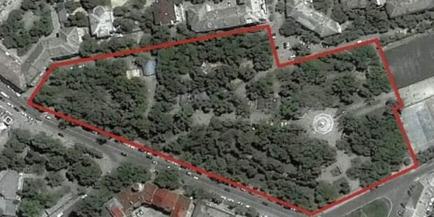 Детский парк в Севастополе капитально отремонтируют до декабря