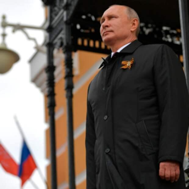 Путин объявил новую дату парада Победы: Политика: Россия: Lenta.ru