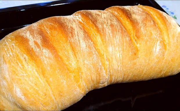 Печем хлеб в рукаве: не нужно специальных форм и получается всегда