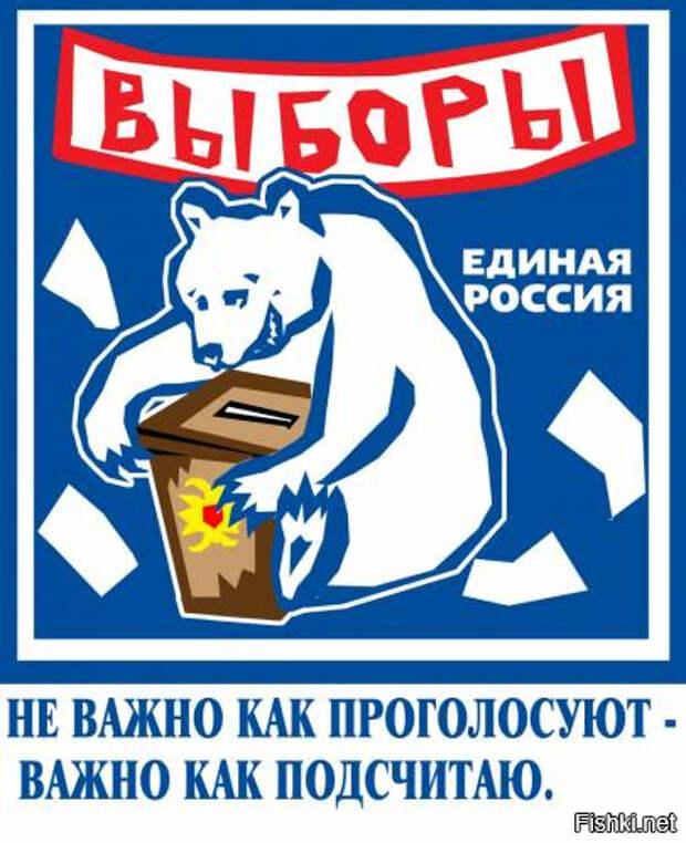 Людей заставляют голосовать на предстоящих выборах за Единую Россию под страхом увольнения
