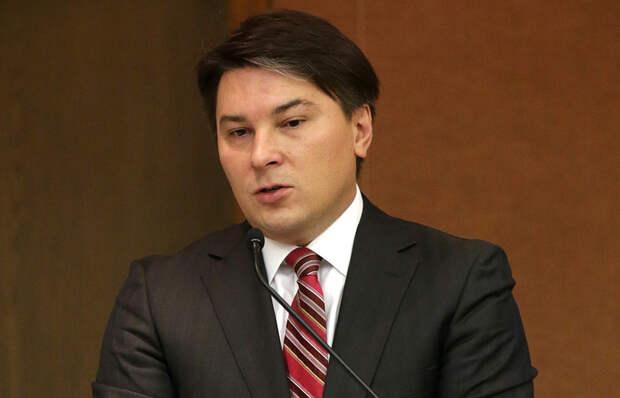 Заместитель министра финансов РФ Илья Трунин