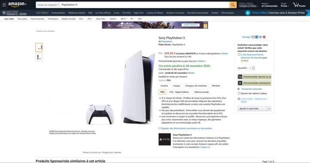 Пользователь Reddit узнал цену PlayStation 5