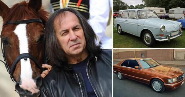 Рыцарь отечественного кино и его автомобили.