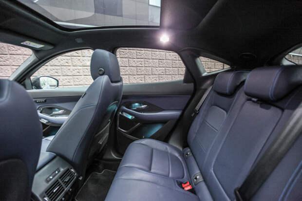 Тест-драйв Jaguar E-PACE
