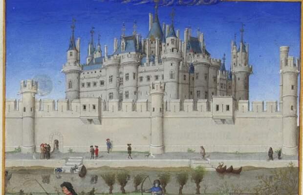 При дворе средневекового короля. Как жили придворные 11