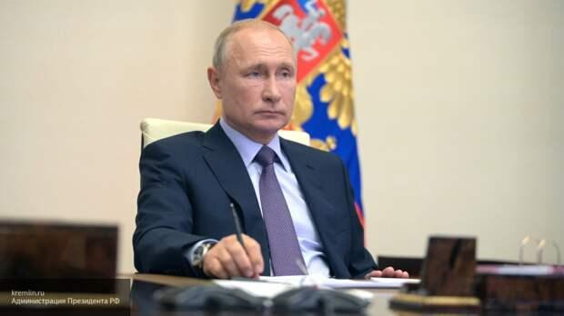 """""""Бог с ними, справимся"""": Путин об антироссийских санкциях"""