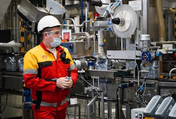 Развивающий производство в Тверской области концерн «Шелл» вступил в Российский союз промышленников и предпринимателей