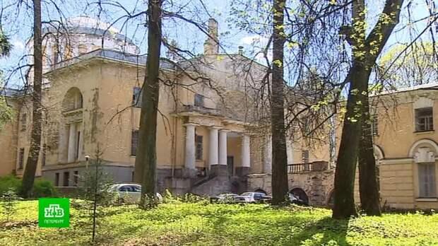 Сергей Миронов пообещал петербуржцам спасти Шуваловский парк
