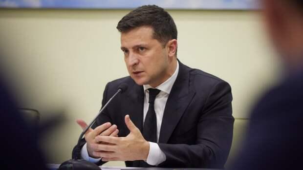 Зеленский заявил, что с арестом Медведчука уменьшилось число олигархов на Украине
