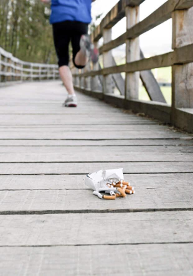 Как бросить курить? Бросай курить - и бесплатно в фитнес