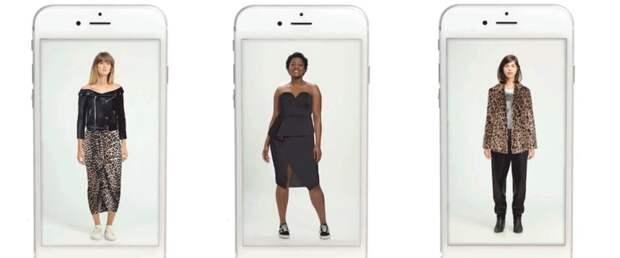 Walmart приобрела платформу для виртуальной примерки одежды Zeekit