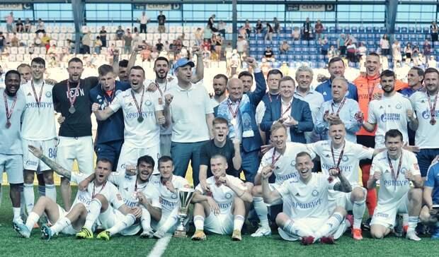 ФК «Оренбург» не пустили в РПЛ