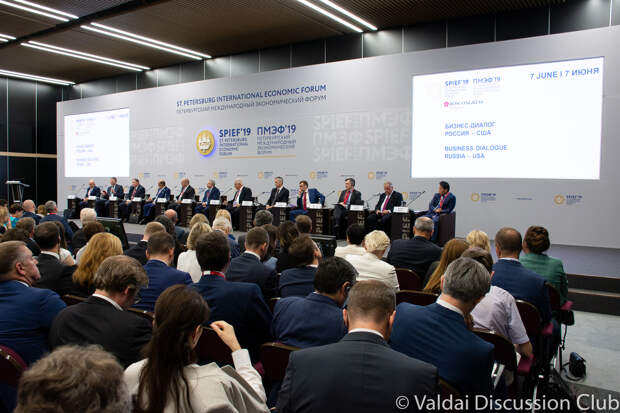 Россия – США: возможности для бизнеса