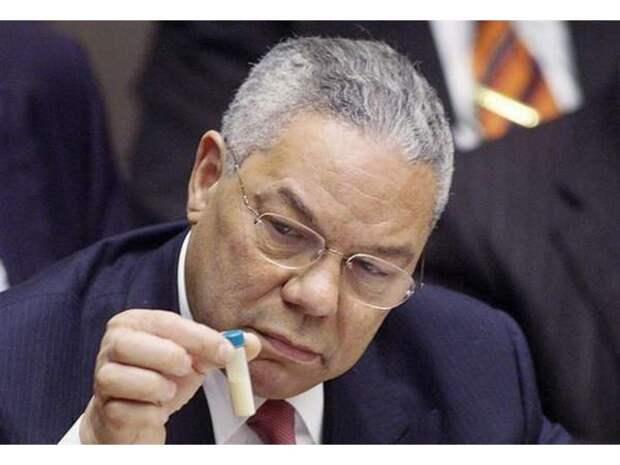 Кто будет демонстрировать «пробирку с Новичком» в ООН?