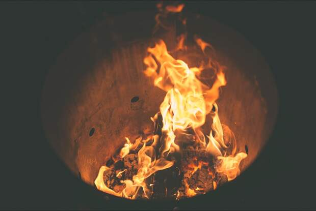 Пожар, Сжигание, Горячие, Жара, Яма Пожара, Огонь