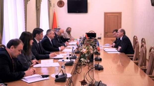 Молдавские аграрии расширяют сотрудничество с Белоруссией