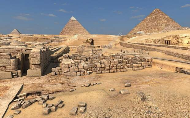 Экономика пирамид: стройки коммунизма медного века.