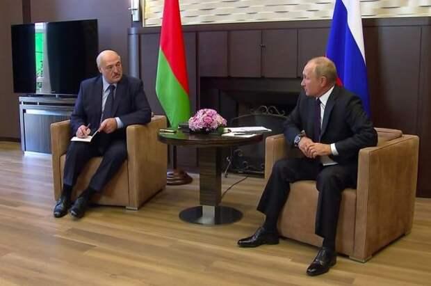 Путин назвал всплеском эмоций реакцию на посадку самолёта Ryanair в Минске