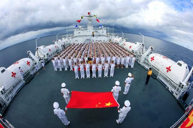 Китай вывел в море оружие, которого нет ни у России, ни у США
