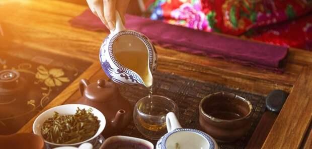 Синий, рисовый и жиросжигающий. Самые редкие и необычные сорта чая