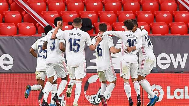 Гол Начо помог «Реалу» победить «Атлетик»