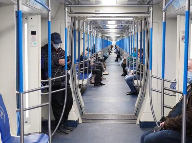 Собянин: Южный участок Большой кольцевой линии строится по плану / Фото: Ольга Чумаченко