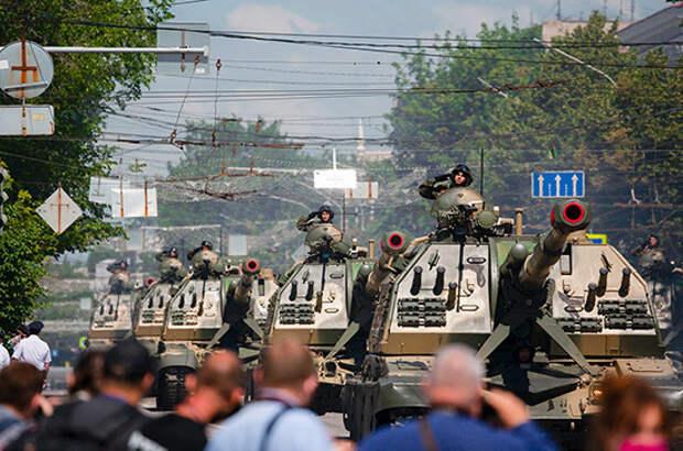 Британия направит своего представителя на парад Победы в Москве