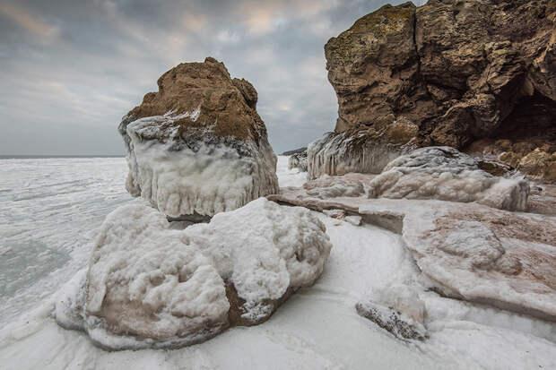 Крымская Антарктида