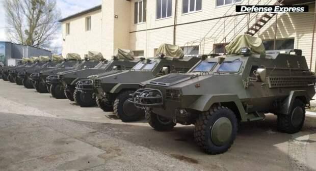 Коммерческие успехи и перспективы броневиков Mista Oncilla (Польша/Украина)