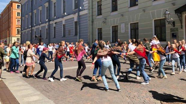 Танцевальные коллективы всей страны поборются за звание лучшего в День России