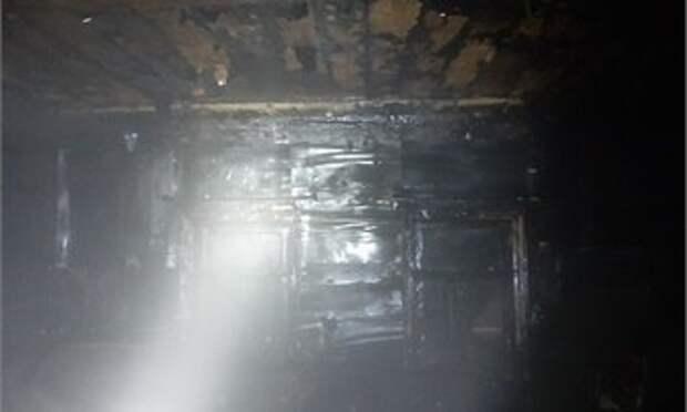 Под Череповцом в деревне с хорошими соседями сгорел дом