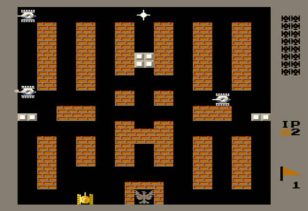 Battle City. 90-е годы, Денди 8 бит, любимые игры