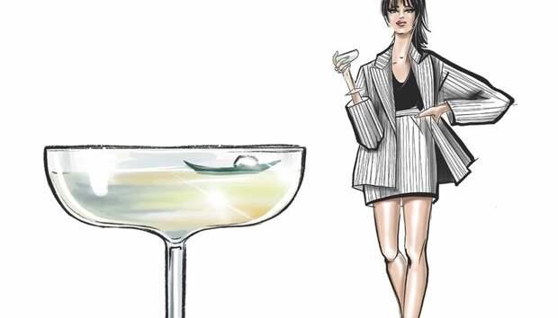 Terekhov girl и Klava Bar создали коктейли, вдохновленные платьями из летней коллекции