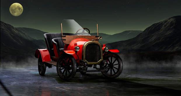 Легковой автомобиль Peugeot Bebe (1908), Франция.jpg
