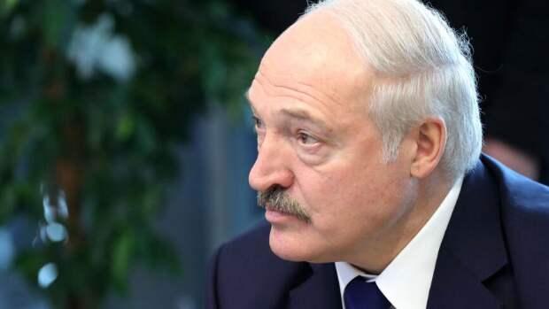 Лукашенко запретили въезд в Литву
